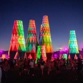 Go to the coachella music festival - Bucket List Ideas