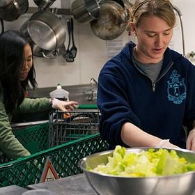 Volunteer with the homeless - Bucket List Ideas