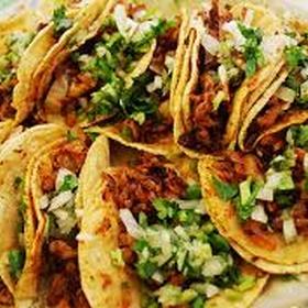 Eat tacos in mexico - Bucket List Ideas