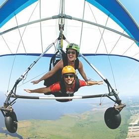 Go Hang Gliding - Bucket List Ideas