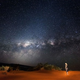 Star gazing in the Outback - Bucket List Ideas