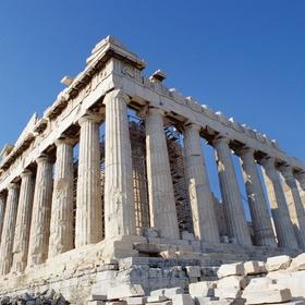 See the Parthenon in Greece - Bucket List Ideas