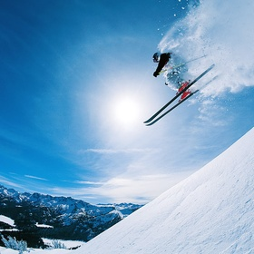 Go Skiing - Bucket List Ideas