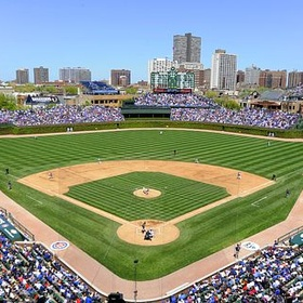 See the Cubs play at Wrigley Field in Chicago - Bucket List Ideas