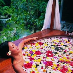 Take a Flower Bath - Bucket List Ideas