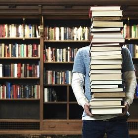 Read Every Book on my To-Read List - Bucket List Ideas