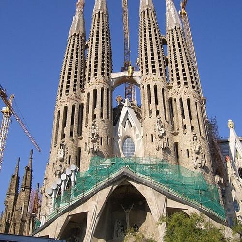 See gaudi's works in Barcelona - Bucket List Ideas