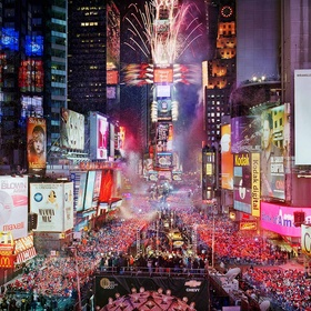 Experience New Years in NY - Bucket List Ideas