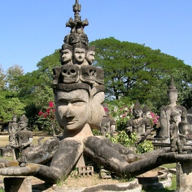 Visit Khmer Remains in Laos - Bucket List Ideas