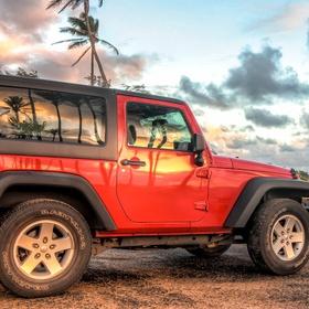 Rent a jeep in Hawaii - Bucket List Ideas