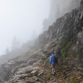 Walk in the clouds - Bucket List Ideas