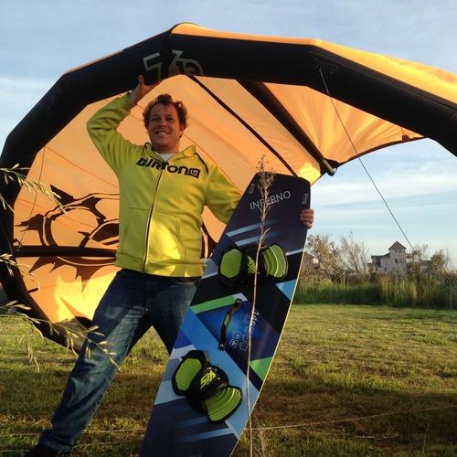Take a Kiteboarding Lesson - Bucket List Ideas