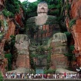 See Leshan Giant Buddha- China - Bucket List Ideas