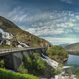 See Langfossen Falls - Bucket List Ideas