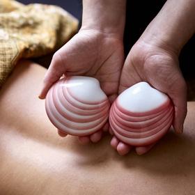 Have a lava shell massage - Bucket List Ideas