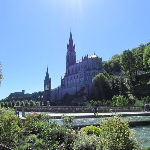 Visit Lourdes - Bucket List Ideas