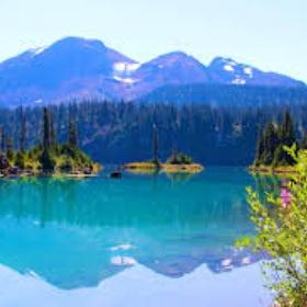Garibaldi Lake - Bucket List Ideas
