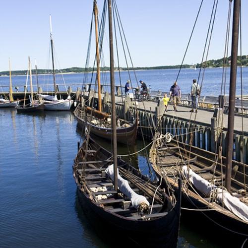 Ride in a Viking longboat - Bucket List Ideas