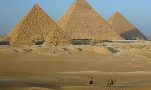 See the Pyramids - Bucket List Ideas
