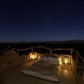 Sleep underneath the stars! - Bucket List Ideas