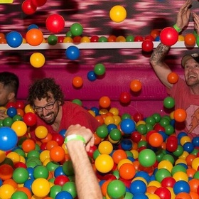 Drink at The Ball Pit Bar in London - Bucket List Ideas