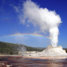 See a geyser erupt - Bucket List Ideas