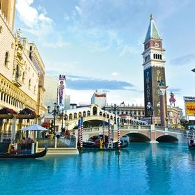 Stay at the Venetian in Las Vegas - Bucket List Ideas