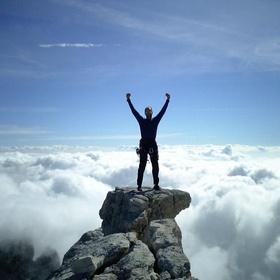 Climb a high mountain - Bucket List Ideas