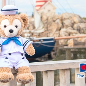 Buy a Duffy bear at DisneySea - Bucket List Ideas