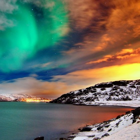 Go to see the northern lights - Bucket List Ideas