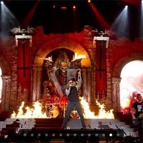 Go on an Avenged Sevenfold concert - Bucket List Ideas