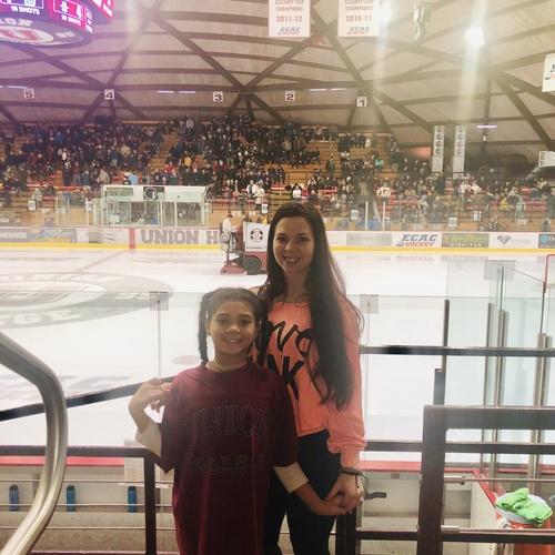 Attend a hockey game - Bucket List Ideas