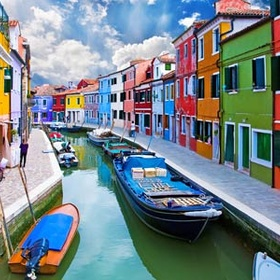 Visit Burano Island in Italy - Bucket List Ideas