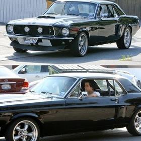 Drive the car that I love - Bucket List Ideas