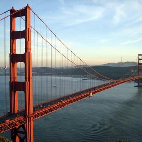 See the Golden Gate Bridge in San Francisco, California - Bucket List Ideas