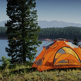 Go camping without my parents - Bucket List Ideas