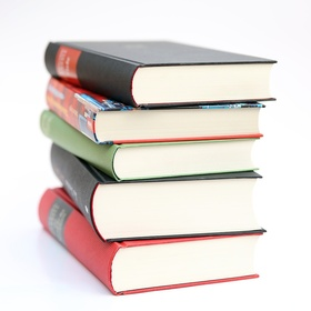 Read at least one book per month for 3 months - Bucket List Ideas
