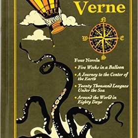 Read Jules Verne - Bucket List Ideas