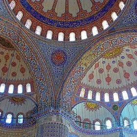 Visit the Blue Mosque - Bucket List Ideas