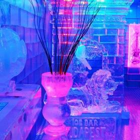 Go to the Icebar in Budapest - Bucket List Ideas