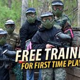 Have a Paint Ball Battle with My Family - Bucket List Ideas