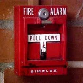 Pull a fire alarm - Bucket List Ideas