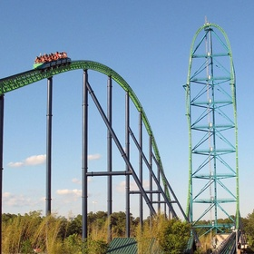 Ride the World's Largest Roller Coaster - Bucket List Ideas