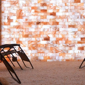 Relax in a salt room - Bucket List Ideas
