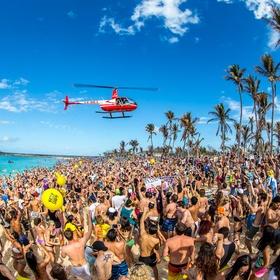 Go to a Beach Party - Bucket List Ideas
