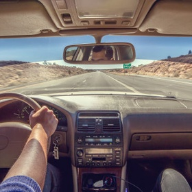 Drive a car - Bucket List Ideas