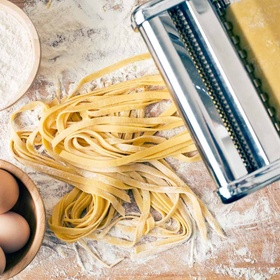 Make fresh pasta - Bucket List Ideas