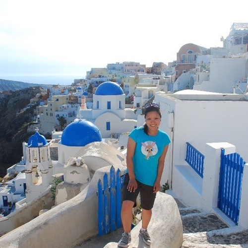 Watch the Sunset from Oia, Santorini, Greece - Bucket List Ideas