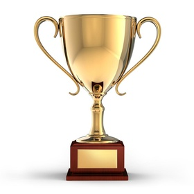 Be nominated for and win an award at an Awards evening - Bucket List Ideas