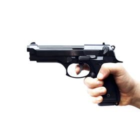 Fire a Gun - Bucket List Ideas